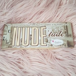 The Balm Cosmetics Nude 'Tude